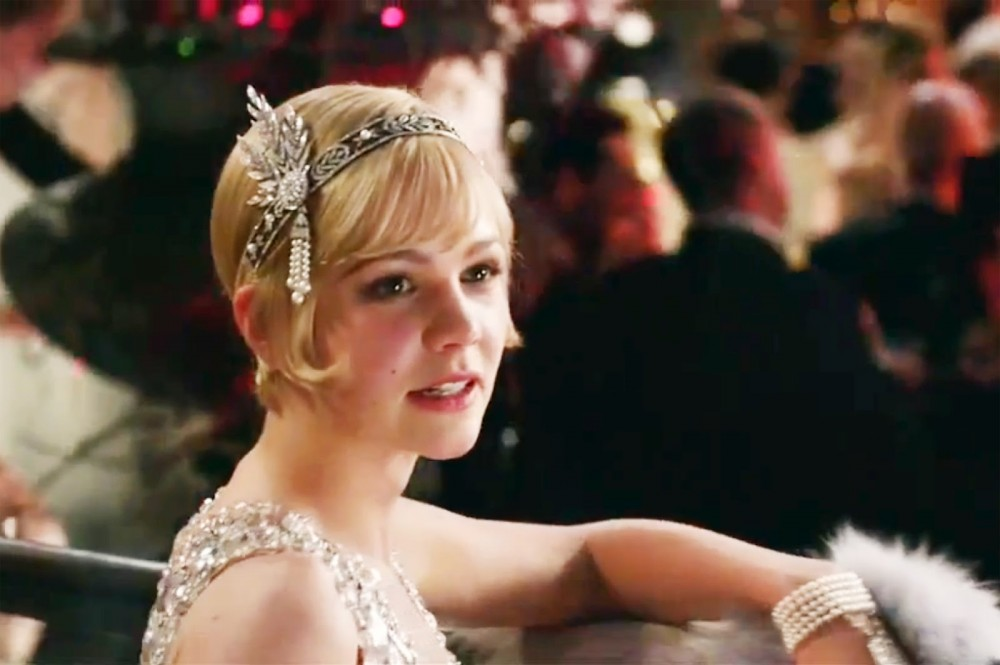 Holiday Gatsby Style - From Head To Toe