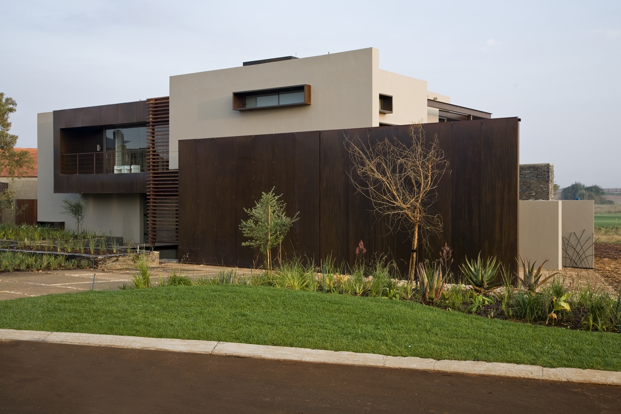 World Of Architecture Serengeti House Mansions Of South Africa