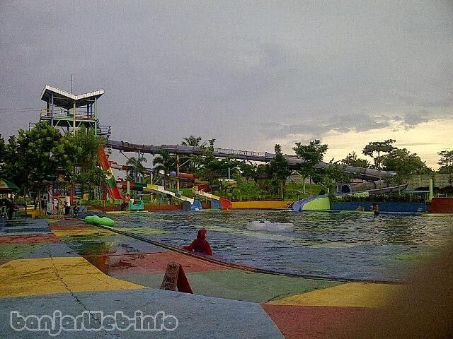 watersplash indihiang tasikmalaya