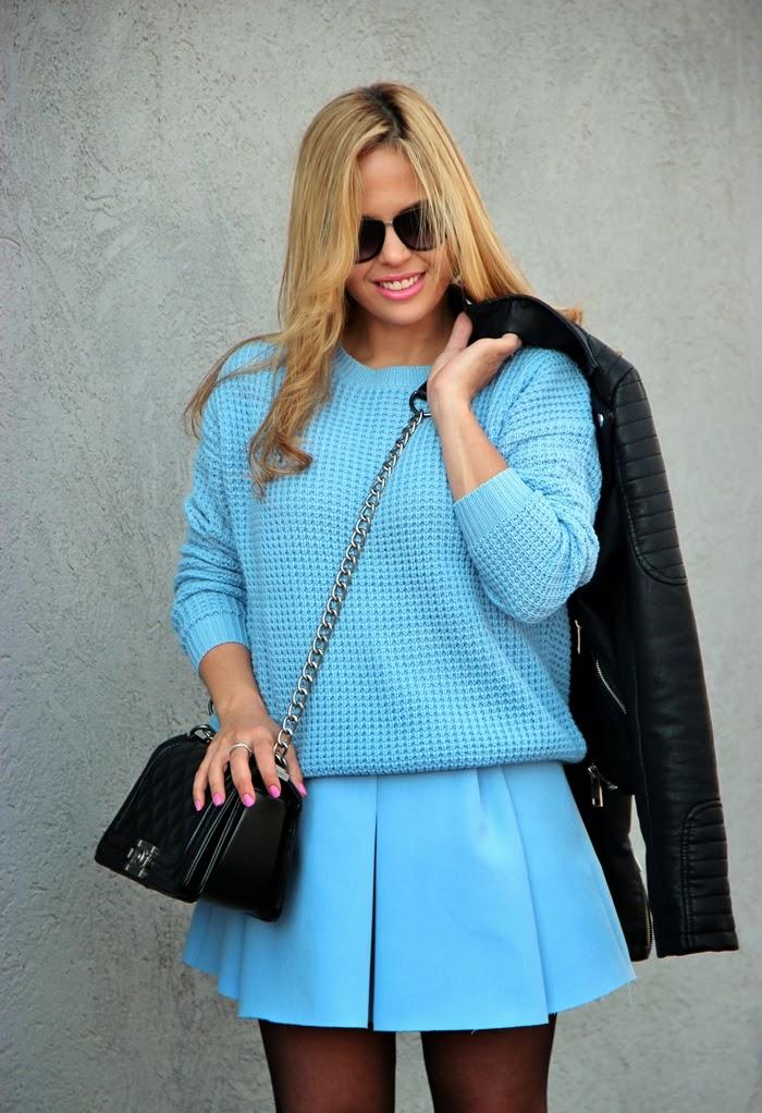 בלוג אופנה Vered'Style בייבי בלו
