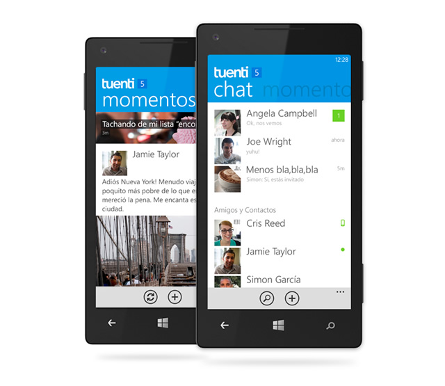 Tuenti Windows Phone