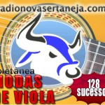 Capa do álbum Modas de Viola Radio Nova Sertaneja (2013)