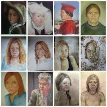 Радим портрете по поруџбини, осликавам ваш пословни и животни простор:МИЛИЦА 0615281290
