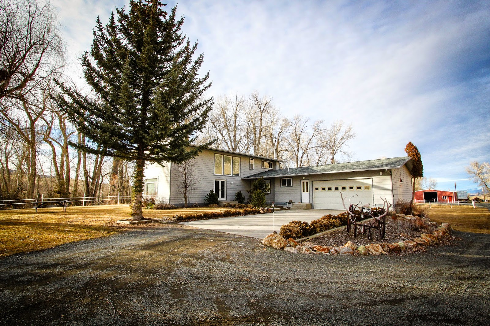 bozeman mt real estate - ranch - private airport - trout - hunting - fishing