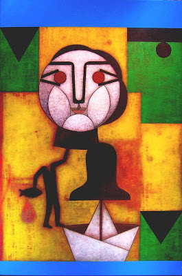 obras estilo cubista
