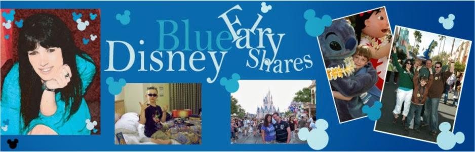 DisneyBlueFairyShares