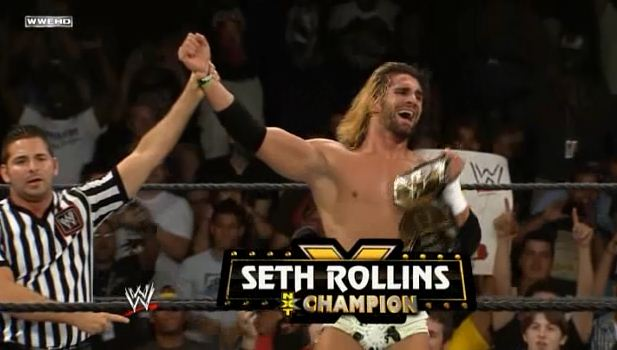 End of Existence. Seth+Rollins+First+NXT+Champion