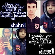 Shahril & Sheril