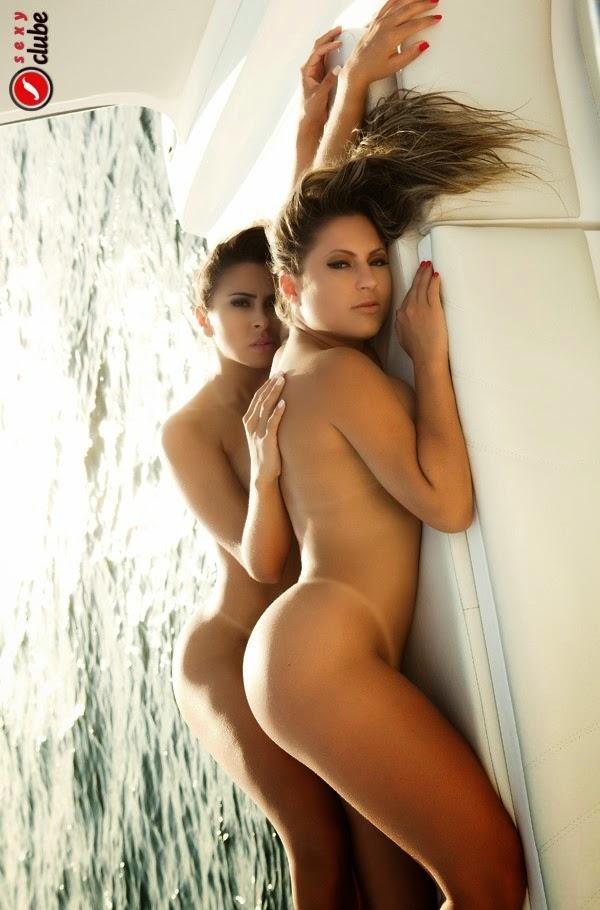 Fernanda e Camila Pimentinhas Sexy Clube