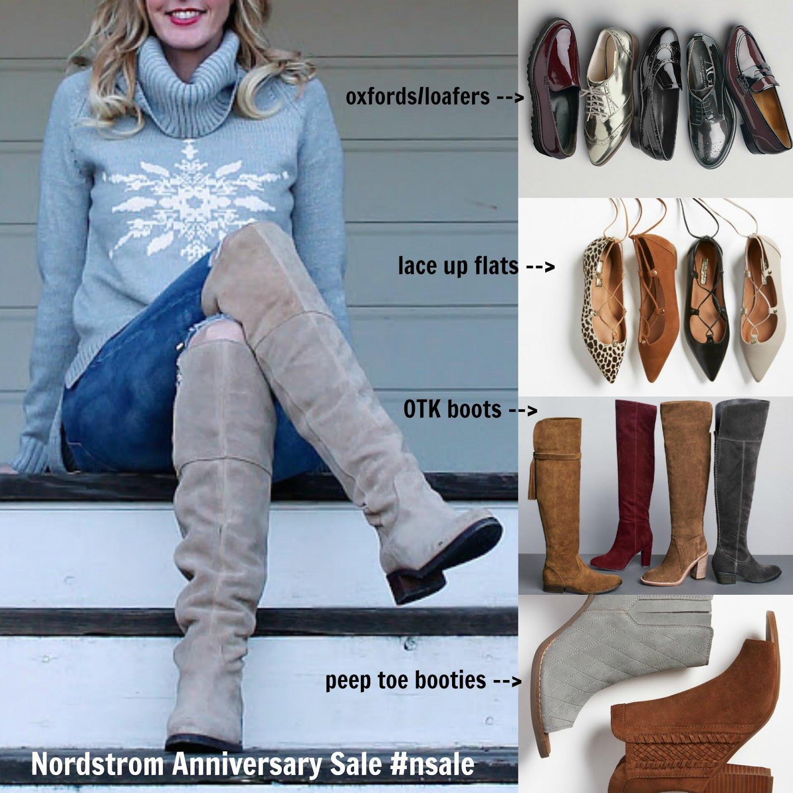 Nordstrom Anniversary Sale: Women's Shoes: My Picks