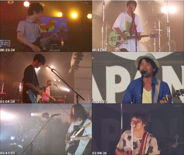 [TV-Variety] ROCK IN JAPAN FES. – 2016 総集編 DAY-3 後編 (WOWOW Live 2016.09.04)
