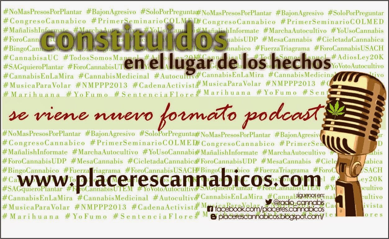 Placeres Cannábicos @radio_cannabis