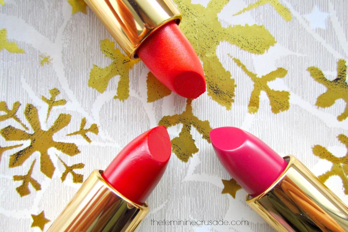 Astor 'Heidi Loves Hot Christmas' Lipsticks