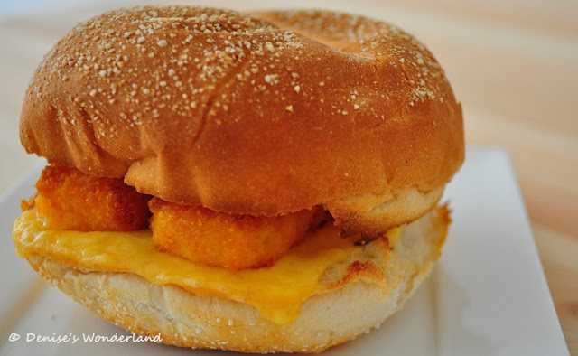Homemade Fillet-O-Fish with Iglo Vissticks