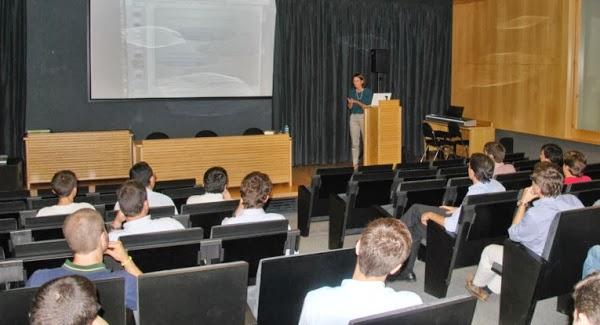 Conferencia Educar en el asombro