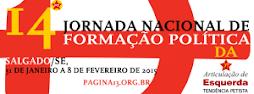 #FormaçãoPolítica