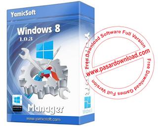 Free Download Software Yamicsoft Windows 8 Manager 2.0.1 Full Keygen
