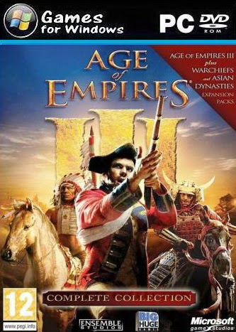 Games Age of Empires III: Complete Collection Full PC Download