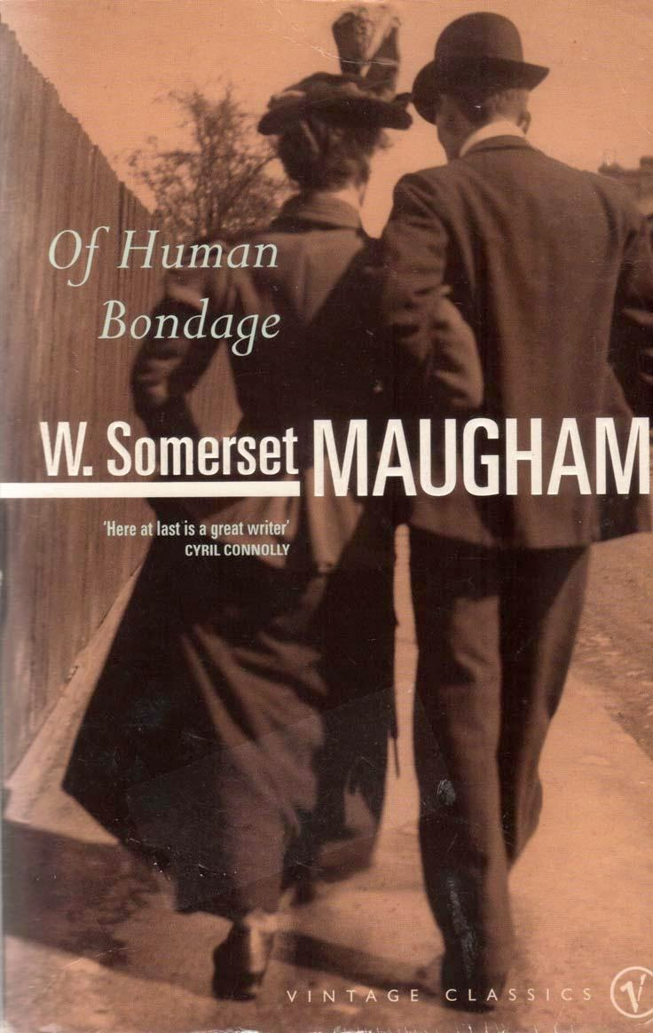 an analysis of the changes in the novel of human bondage by w somerset maugham Maugham's masterpiece is generally agreed to be of human bondage, a semi-autobiographical novel that deals with the life of the main character philip carey, who, like maugham, was orphaned, and brought up by his pious uncle.
