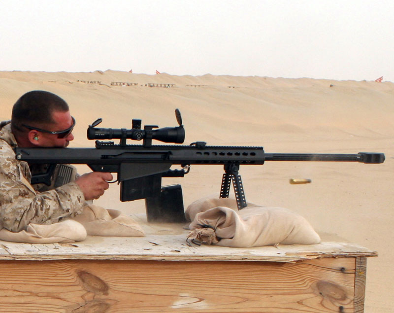 m107 sniper rifle - photo #44