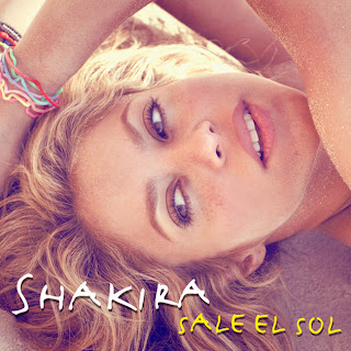 Shakira-Sale el Sol