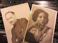 Old friends now gone; William and Virginia Glenn