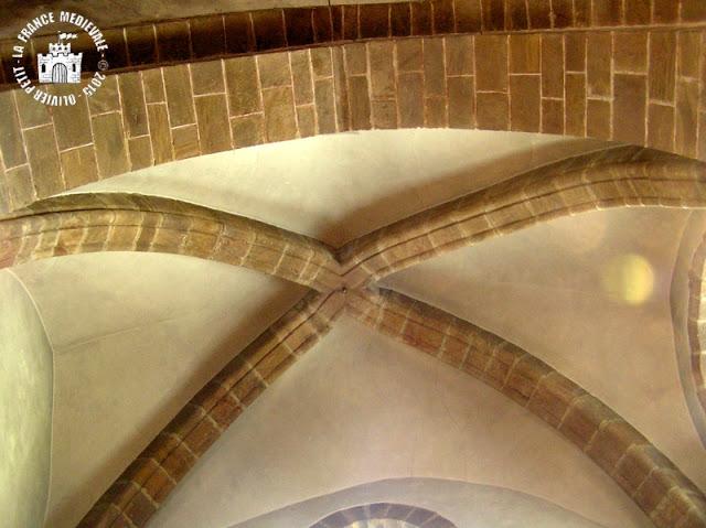 MALESTROIT (56) - Eglise Saint-Gilles (Intérieur)