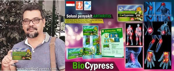 BIOCYPRESS - Solusi Sakit Nyeri Sendi Tulang dan Syaraf Kejepit