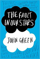 Book cover for The Fault in Our Stars by John Green