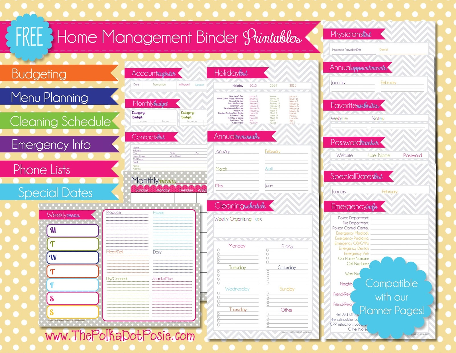 Friends, in my mind a good planner is nothing but pure, homemade, no ...