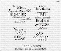 ODBD Earth Verses