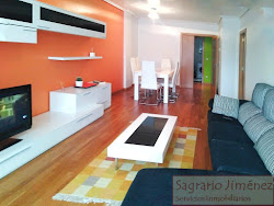 Piso de tres dormitorios en venta en Novo Mesoiro, soleado, garaje. 150.000€