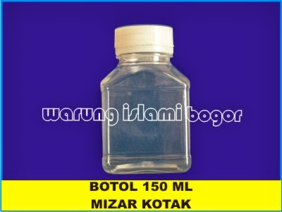 Jual Botol Plastik PET BKK 150ml