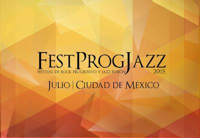 Festival de Rock Progresivo y Jazz Fusión 2015