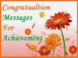 Congratulation messages achievement an accomplishment reflects the potential and hard work whatever that accomplishment may be whether professional or personal the winner deserves words of m4hsunfo