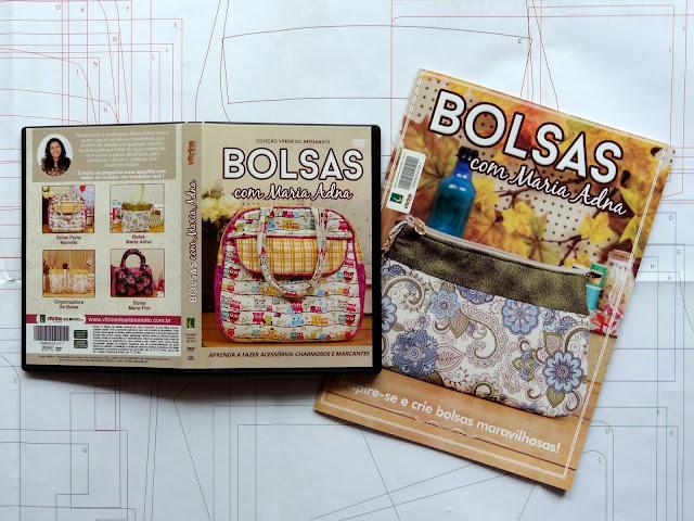 DVDs, DVDs de Bolsas, DVDs com Maria Adna, DVDs de bolsas com Maria Adna