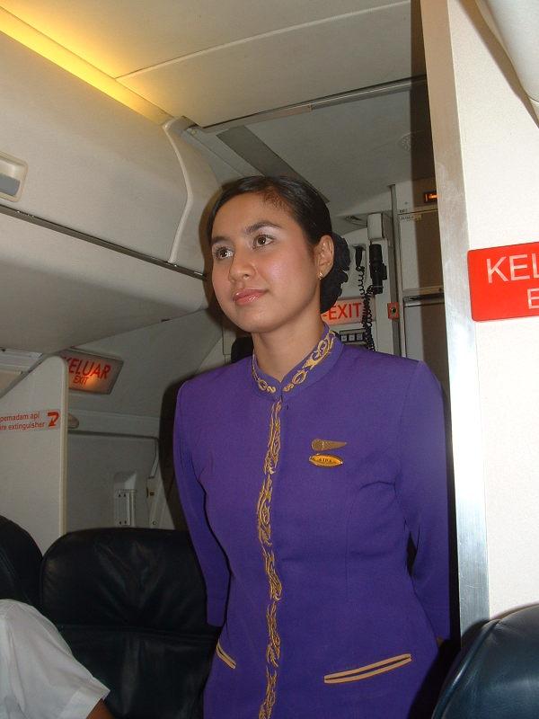 Foto - foto Pramugari Indonesia
