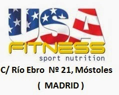USA FITNESS /  SPONSOR DEL CLUB
