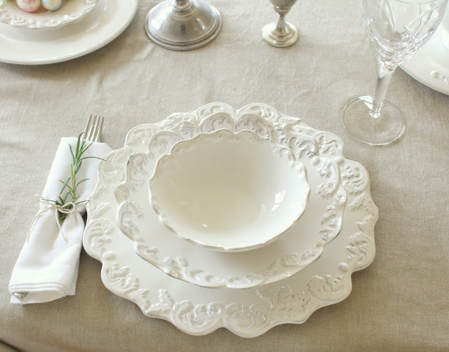 French Dinnerware | La Vie en Rose