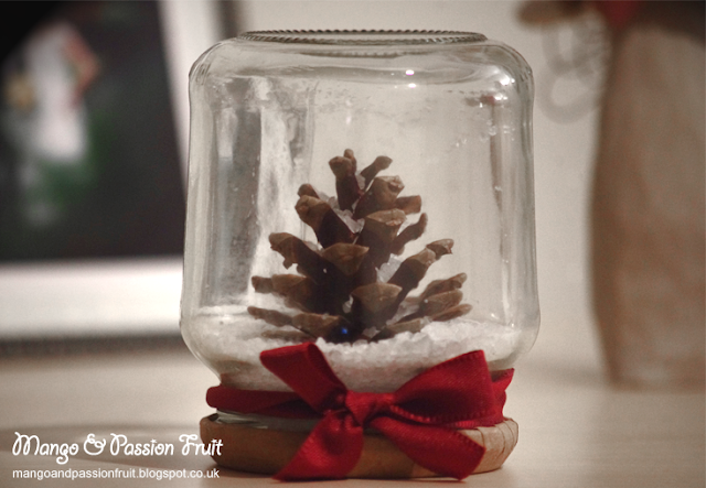 Snow globes with a twist