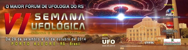 VI Semana Ufológica de Porto Alegre
