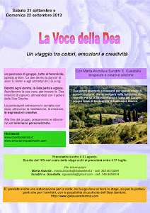 LA VOCE DELLA DEA