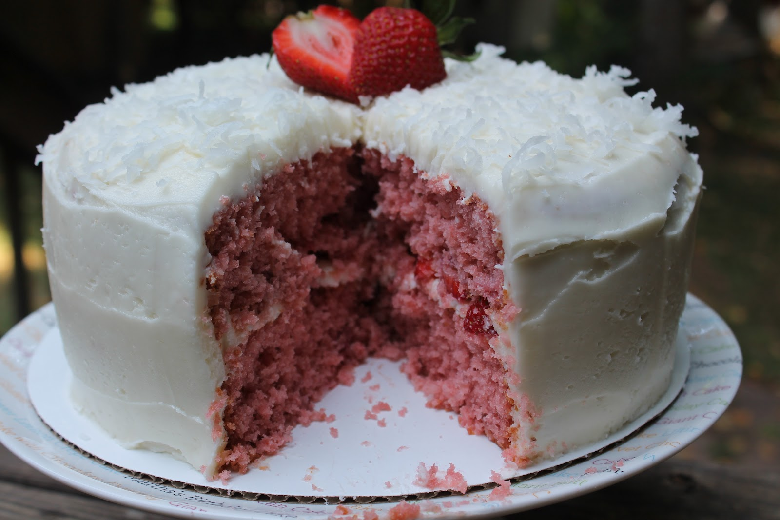 ... . It is super moist, fresh and flavorful - the perfect summer cake
