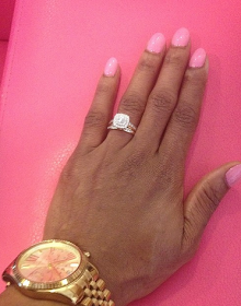 BBA Winner Karen Igho Flaunts her Wedding Ring on Instagram 1