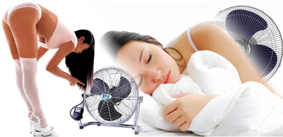 5 Bahaya Menggunakan Kipas Angin Saat Tidur