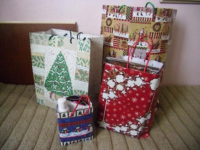 Christmas haul 2012 alias čo som dostala pod stromček:)