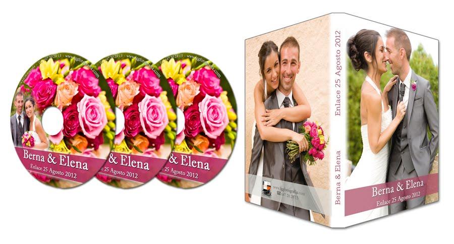 Carátulas y DVDs Personalizados