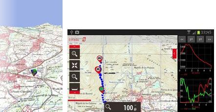 APP ANDROID GRATUITA PER USARE LO SMARTPHONE COME GPS CARTOGRAFICO PALMARE