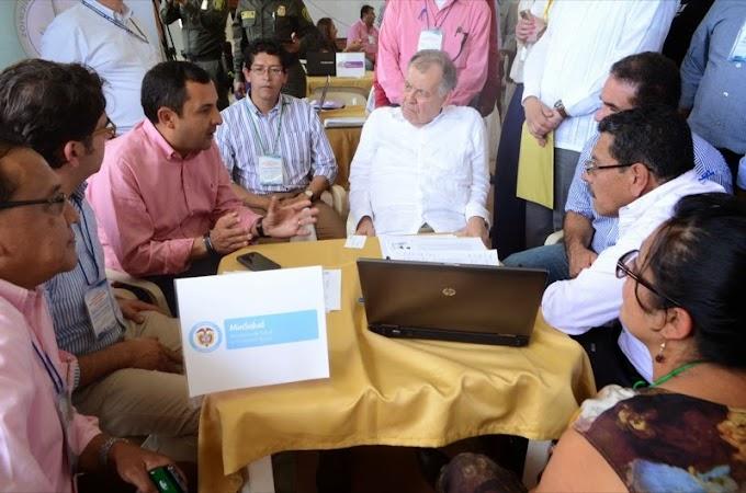 """""""Acudimos a la Procuraduría para superar problemas que nos aquejan"""": Juan Carlos Granados"""