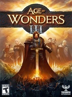 Age Of Wonders 3 PC Capa